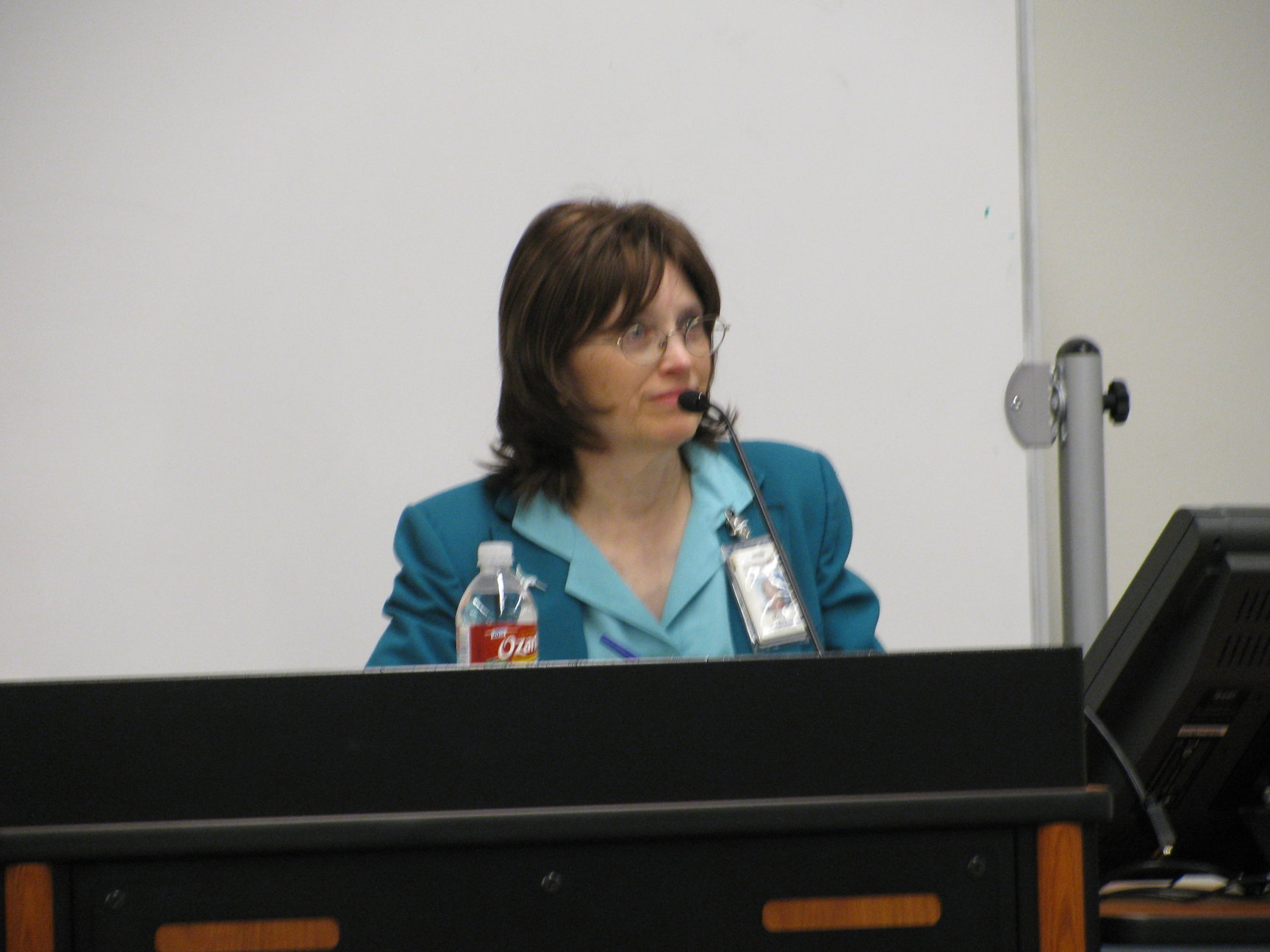 2012 President Mary Peters