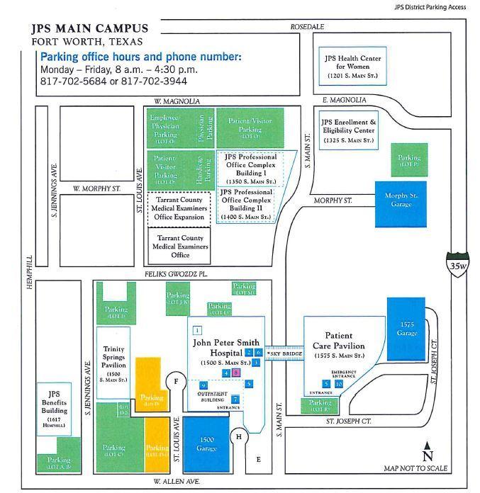 Event 2429313 on Parking Garage Floor Plan